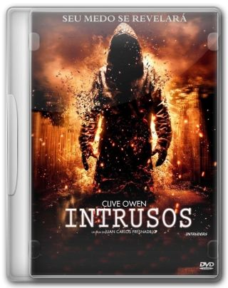 Capa do Filme Intrusos