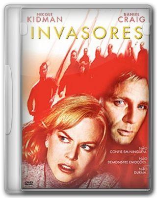 Capa do Filme Invasores