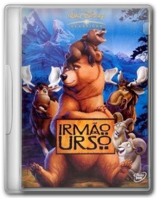 Capa do Filme Irmão Urso