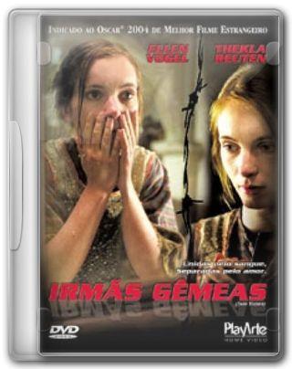 Capa do Filme Irmãs Gêmeas
