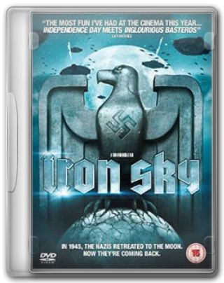 Capa do Filme Iron Sky