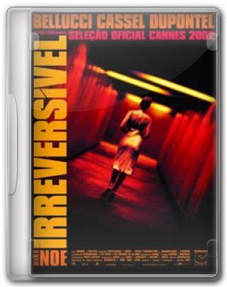 Capa do Filme Irreversível