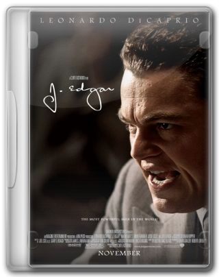 Capa do Filme J Edgar