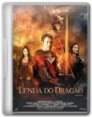Capa do Filme A Lenda do Dragão