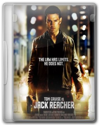 Capa do Filme Jack Reacher O Último Tiro