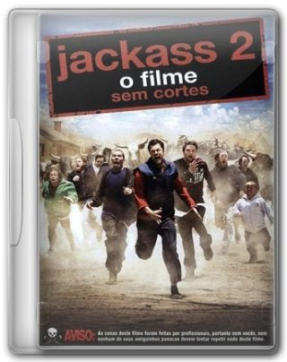 Capa do Filme Jackass 2 O Filme