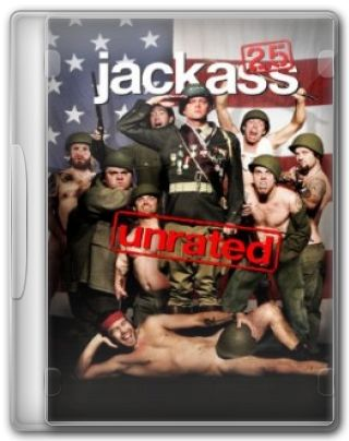 Capa do Filme Jackass 2 5