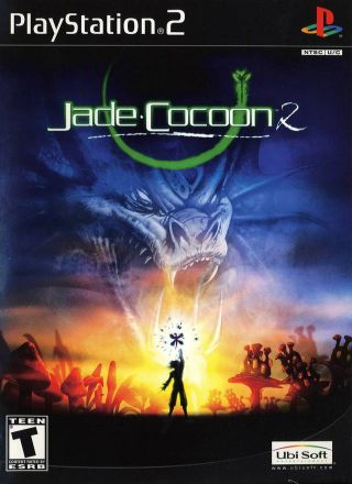 Capa Jogo Jade Cocoon 2 PS2