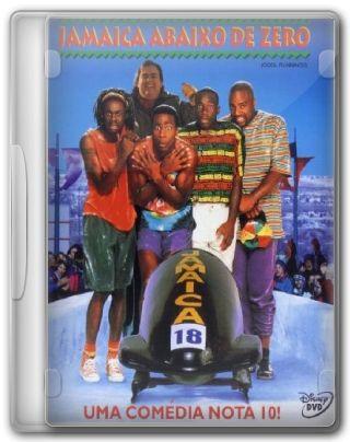 Capa do Filme Jamaica Abaixo de Zero
