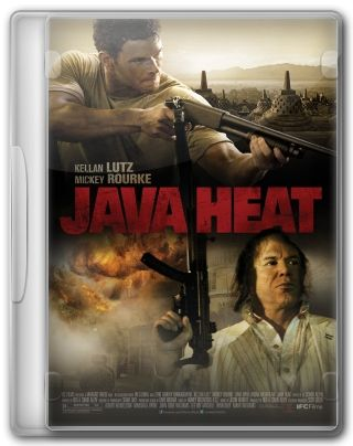 Capa do Filme Java Heat