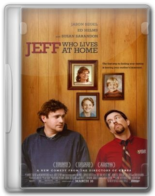 Capa do Filme Jeff Who Lives at Home