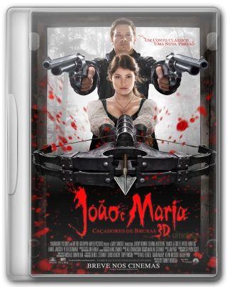 Capa do Filme João e Maria: Caçadores de Bruxas
