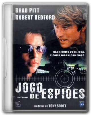 Capa do Filme Jogo de Espiões