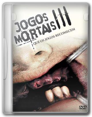 Capa do Filme Jogos Mortais 3