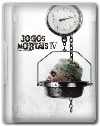 Capa do Filme Jogos Mortais 4