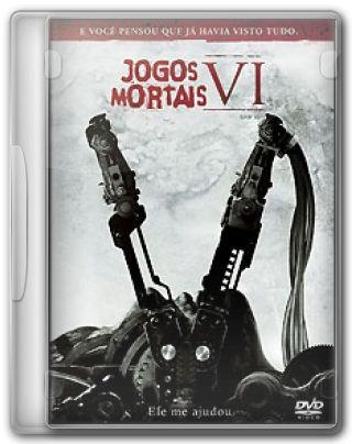 Capa do Filme Jogos Mortais 6