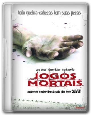 Capa do Filme Jogos Mortais