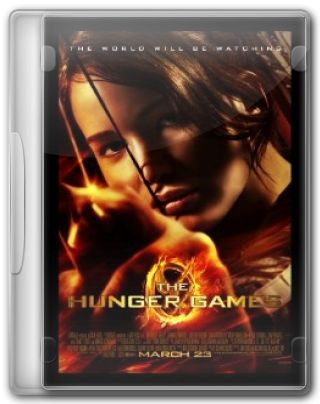 Capa do Filme The Hunger Games