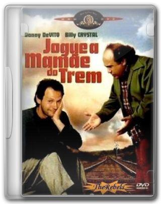 Capa do Filme Jogue a Mamãe do Trem