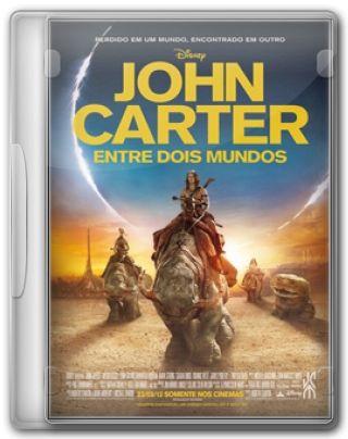 Capa do Filme John Carter Entre Dois Mundos