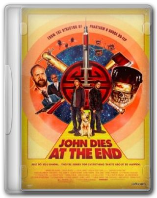 Capa do Filme John Dies at the End