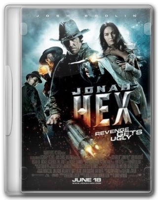 Capa do Filme Jonah Hex Caçador de Recompensas