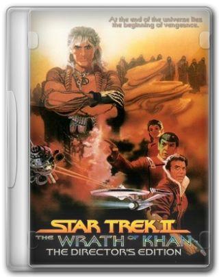 Capa do Filme Jornada nas Estrelas 2: A Ira de Khan