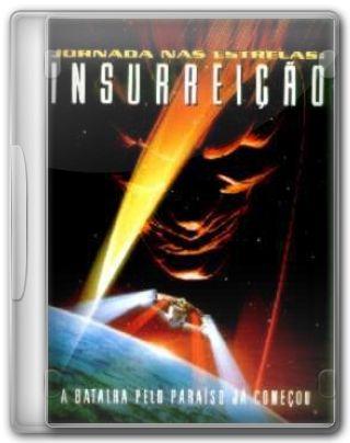 Capa do Filme Jornada nas Estrelas Insurreição