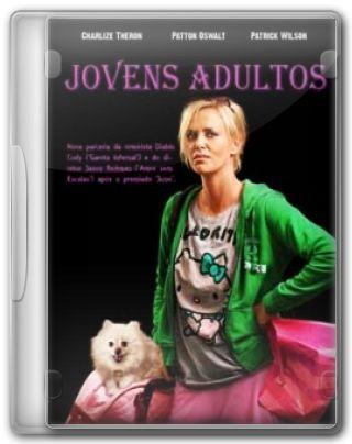 Capa do Filme Jovens Adultos