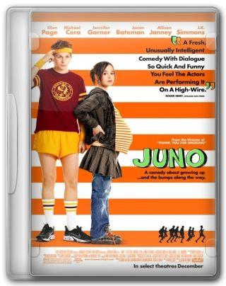 Capa do Filme Juno