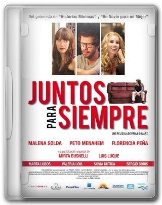 Capa do Filme Juntos para Sempre