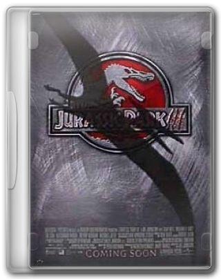 Capa do Filme Jurassic Park 3