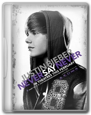 Capa do Filme Justin Bieber: Never Say Never 3D