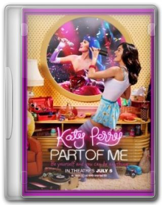 Capa do Filme Katy Perry: Part of Me 3D