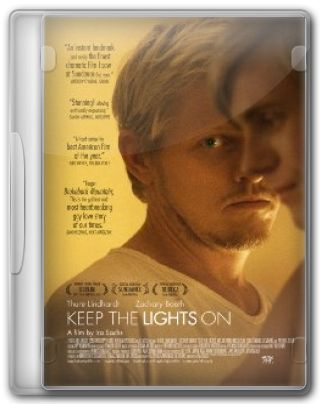 Capa do Filme Keep the Lights On