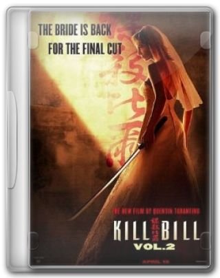 Capa do Filme Kill Bill Volume 2