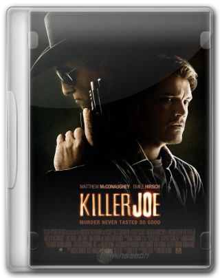 Capa do Filme Killer Joe Matador de Aluguel