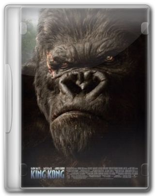 Capa do Filme King Kong