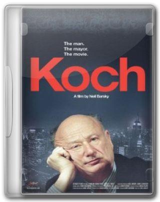 Capa do Filme Koch