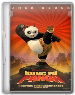 Capa do Filme Kung Fu Panda 1