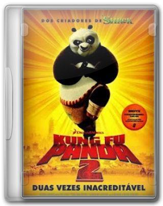Capa do Filme Kung Fu Panda 2