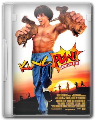 Capa do Filme Kung Pow O Mestre da Kung-Fu-São