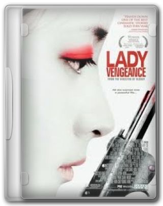 Capa do Filme Lady Vingança