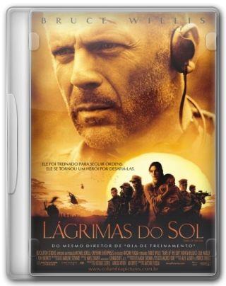 Capa do Filme Lágrimas do Sol
