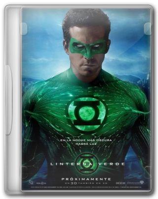 Capa do Filme Lanterna Verde 3D