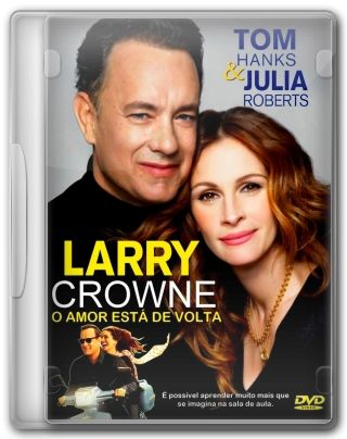 Capa do Filme Larry Crowne - O Amor Está de Volta