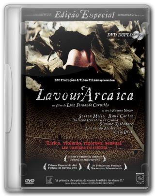 Capa do Filme Lavoura Arcaica