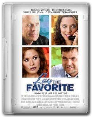 Capa do Filme Lay the Favorite
