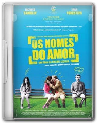 Capa do Filme Os Nomes do Amor