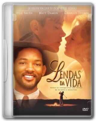 Capa do Filme Lendas da Vida